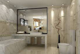 Ceiling Materials For Bathroom by Bathroom Modern Bathroom Lighting In White Themed Bathroom With