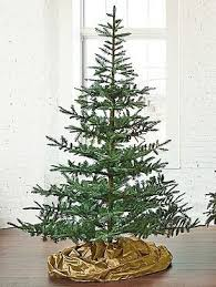 Incredible Design Real Looking Artificial Christmas Tree Best Most