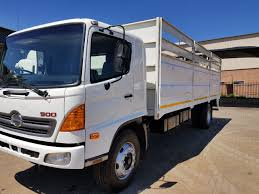 100 Cattle Truck For Sale Used Hino 500 1626 Rail 2014 Model S And Trailers For