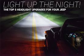 top 5 jeep wrangler headlight upgrades quadratec