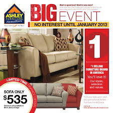 Big Event Catalog 2009 by Ashley Furniture issuu
