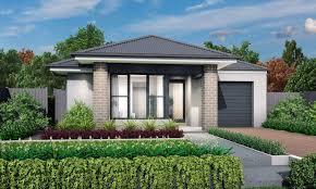 100 Narrow Lot Homes Sydney The Hamilton New House Design In NSW McDonald Jones
