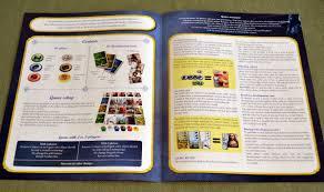 Splendor Board Game Rulebook