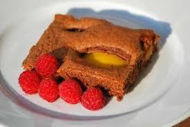 pfirsich schoko kuchen glutenfrei für anfänger