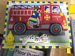 Selling PL Melissa & Doug Fire Engine Puzzle, Babies & Kids, Toys ... Melissa Doug Fire Truck Floor Puzzle Chunky 18pcs Disney Baby Mickey Mouse Friends Wooden 100 Pieces Target And Awesome Overland Park Ks Online Kids Consignment Sale Sound You Are My Everything Yame The Play Room Giant Engine Red Door J643 Ebay And Green Toys Peg Squirts Learning Co Truck Puzzles 1