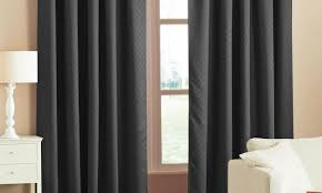 Amazon Uk Living Room Curtains by Curtains Grey Curtains Blackout Conviction Window Curtains