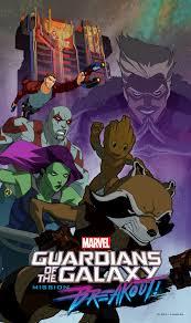 Marvels Guardians Of The Galaxy TV Show On Disney XD Season 3 Renewal Canceled