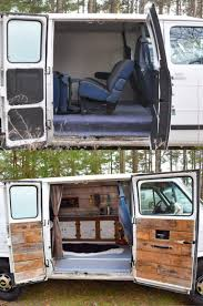 70 Awesome DIY Camper Van Conversions Thatll Inspire You To Hit The Road