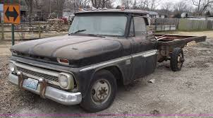 1966 Chevrolet C30 One-ton Dually Dump-bed Truck | Item 5472...