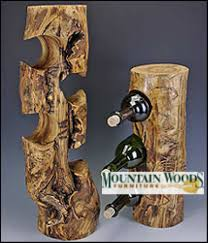 Handcrafted Rustic Aspen Log Furniture And Pine For