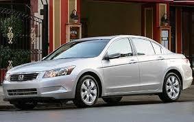 Used 2009 Honda Accord Sedan Pricing For Sale