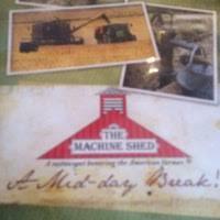 Iowa Machine Shed Dinner Menu by Iowa Machine Shed Davenport Ia