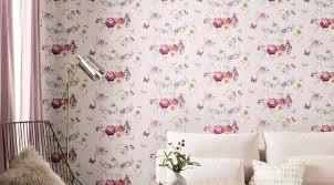 Arthouse Anastasia Unicorn Pink Glitter Wallpaper