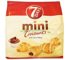 7days mini κρουασάν σοκολάτα 185gr supermarketcy cy
