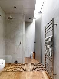 beton im bad minimalistische badgestaltung badezimmer