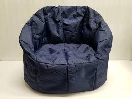 Big Joe Milano Bean Bag Chair - Navy Blue - Open Box, New ... Shop Regal In House Bean Bag Chair Navy S Online In Dubai Lifestyle Vinyl Blue Bean Bags Twist Stripes Outdoor Amazoncom Wild Design Lab Elliot Cover 6foot Microfiber And Memory Foam Coastal Lounger Nautical And White Buy Large Comfort Seating Fniture For Classic Fully Comfortable Washable Velvet Can Bean Bags Denim With Piping Ftstool Blue Lounge Pug Denim Adult Beanbags Inflatable Lazy Air Bed Couch Sofa Hangout