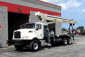 100 Service Truck With Crane For Sale Boom Inventory New Used