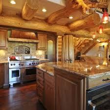 Log Cabin Kitchen Lighting Ideas by 170 Best Log Cabins Images On Pinterest Log Cabins Log Homes