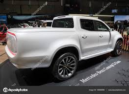 Mercedes-Benz Concept X-Class Pickup Truck – Stock Editorial Photo ... New Mercedesbenz Xclass Pickup News Specs Prices V6 Car 2018 Xclass Powerful Adventurer Midsize Truck Wikiwand Yes Theres A Mercedes Truck Heres Why Review We Drove New Posh The Potent Confirmed Auto Express What Not To Say When Introducing Pickup X Ready Roll But Not In Us Fox News Revealed The Of Trucks Finally Revealed Motor Trend Canada Reveals And Spec For Raetopping X350d