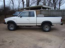 100 1985 Nissan Truck KA24E Swap 85 720 4x4 Forum Forums