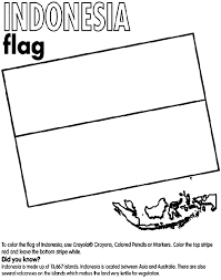 Indonesia Coloring Page Great Selection Of Printable Pages For Our Sponsored Children To Color