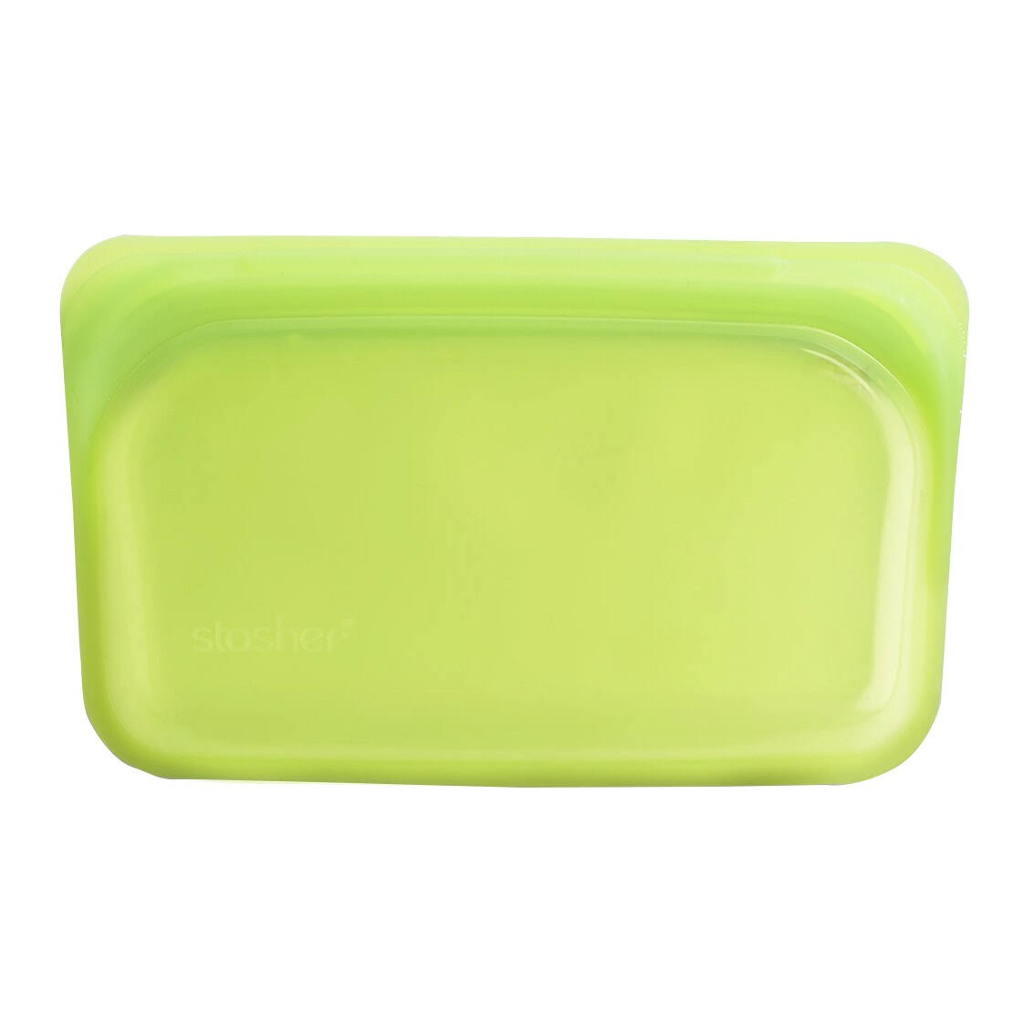 Stasher Snack Storage Bag - Lime