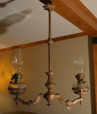 Hanging Oil Lamps Ebay by Antique Hanging Lamp Ebay