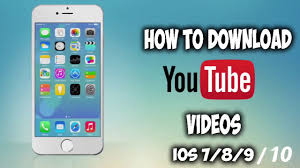 How to youtube video in iphone unlimited use app