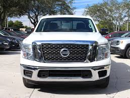 Used 2017 NISSAN TITAN Sv Crew Truck For Sale In WEST PALM, FL ... Five Things We Learned About The Nissan Titan Xd 62017 Crew Cab And Recalled For Used 2017 Nissan Titan Sv Truck Sale In West Palm Fl 2016 56l 4x4 Test Review Car Driver Review Nissans Gas V8 Has A Few Advantages Over Tow Warrior Concept Usa New 2018 San Antonio Question Of The Day Can Sell 1000 Titans Annually Vs Autoguidecom Edmton Sale Near Indianapolis In Dorsett