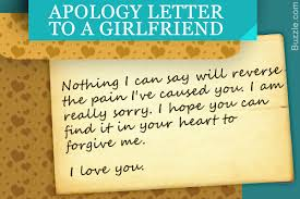 Here s How to Craft the Perfect Apology Letter to Your Girlfriend