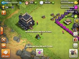 Halloween Tombstone Names Scary by Clash Of Clans What Is The Halloween Headstone Arqade