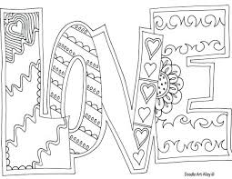 Love Coloring Page Pages You I Mom And Dad Couple