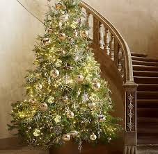 Modest Ideas Restoration Hardware Christmas Tree Faux Blue Spruce Starlit With Illuminate Technology