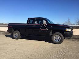 100 Used Dodge Truck 1998 Ram 1500 4x4 Low Miles CLEAN Tow Bedliner No Rust
