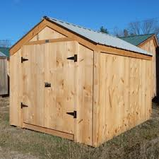 How To Build A Storage Shed From Scratch by Scratch N Dent
