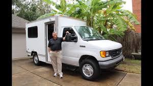 100 Box Truck Rv Jordan Camper Conversion 2015 YouTube