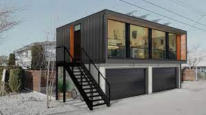 104 Pre Built Container Homes Fab Shipping Home Fab Shipping For Sale Under 40 000 Youtube