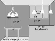 best 25 kitchen lighting table ideas on