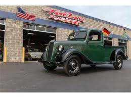 100 1937 Ford Truck For Sale Pickup For ClassicCarscom CC893505