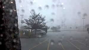 Menards Christmas Trees Black Friday by May 3 2012 Storm Johnson Creek Wi Menards Youtube