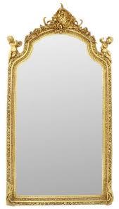 casa padrino barock spiegel gold 115 x h 210 cm prunkvoller wandspiegel im barockstil antik stil garderoben spiegel wohnzimmer spiegel barock