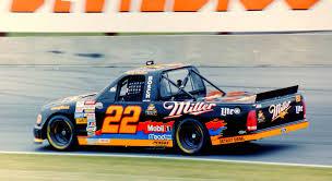100 Jayski Trucks 1996 Nazareth Truck Series Race Rusty Wallace 22 Miller Genuine