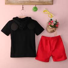 baby boy cartoon clothing 2016 summer girls kids clothes tops