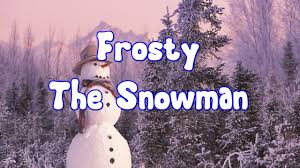 Frosty Snowman Christmas Tree by Who Is Frosty The Snowman Youtube