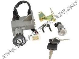 contactor neiman with 2 key key lock safe teknix scooter