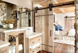 4 Tags Rustic Master Bathroom With Complex Marble Counters Exposed Beam Inset Cabinets