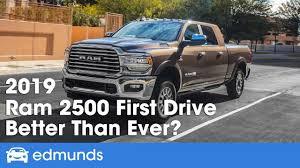 100 Edmunds Used Trucks 2019 Ram 2500 Review And First Drive Better Than Ever