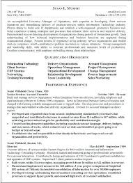 Resume Summary Template Valuable Idea Executive 9 Within Format Project Example Re