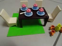 playmobil 5335 schickes esszimmer gebraucht ergänzung zu