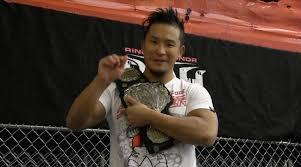 Halloween Havoc 1995 by Wwe U0027s Dean Ambrose U0027s Time To Shine Yujiro Kushida In New Japan
